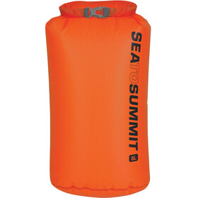 Sea to Summit Ultra-Sil Nano Rejsetasker 8l orange
